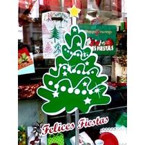 Ploteo Vinilo Vidriera Navidad Felices Fiestas 10cx10cm