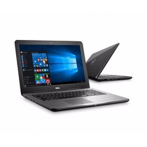 Notebook Dell Inspiron 5567 I7 7500 8g 2t 15.6  Win10 Ati