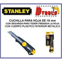 Tricheta Cutter Stanley 10-418 Decorador Diseñador