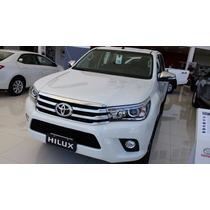 Toyota Hilux 4x4 2.4 Tdi Dx Cabina Doble