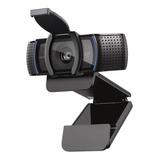 Camara Web Webcam Logitech C920 Pro 1080p Usb Streaming Full