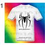 Remera Spiderman Para Niños Estampada Exclusivo Diseño