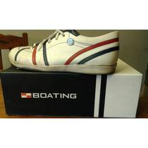 Zapatillas De Mujer Tipo Golf, Boating