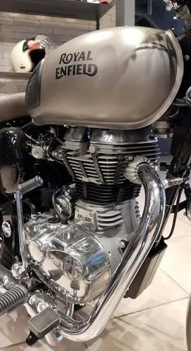 Royal Enfield Clasic 500 Gunmetal Gray Toda La Gama De Royal