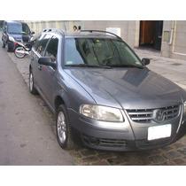 Volkswagen Gol Country 1.6 2007 Gris Metalizado 5 Puertas