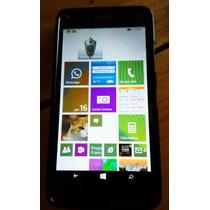 Microsoft Lumia 640 Lte Libre + Film Protector + Cargador