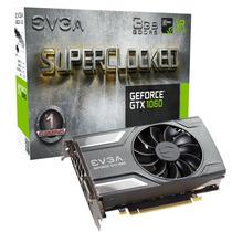 Placa De Video Evga Geforce Gtx 1060 Sc Gaming 3gb Gddr5 Acx