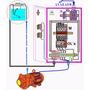 Tablero Para Bombas De Agua Con Selector Y Protector De Fase