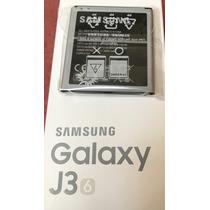 Bateria J3 6 (2016) 100 % Original Samsung Nueva Sellada