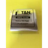 Papel Glase Metal X 100