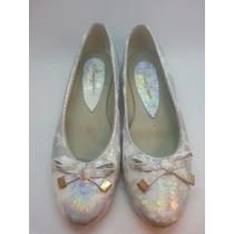 Chatitas Ballerinas Calzado De Mujer Chatas
