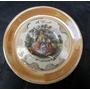Plato De Porcelana Artesanal Con Imagen Colonial