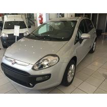 Fiat Punto Attractive 5 Puertas Linea Nueva -lc