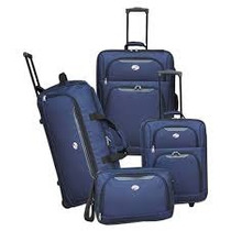 Set De Valijas Samsonite American Tourister City 4 Piezas