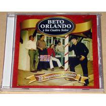 Beto Orlando 20 Superexitos Originales Cd Sellado