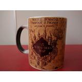 Taza Magica Harry Potter Importada En Cajita Y Mas Diseños