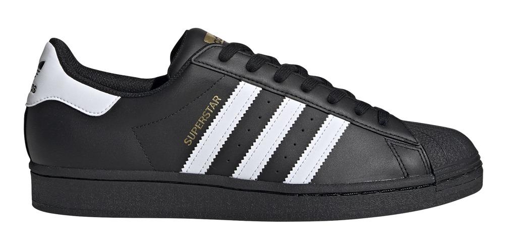 Zapatillas adidas Originals Moda Superstar Hombre Ng/bl