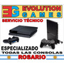 Servicio Tecnico Rosario Xbox 360 One Playstation 4 Ps4 Ps3