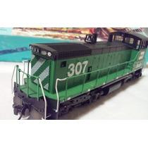 Athearn Locomotora Burlington Northern En Caja Ho Excelente