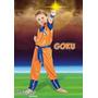 Disfraz Dragon Ball Z Goku Completo Original La Lucila