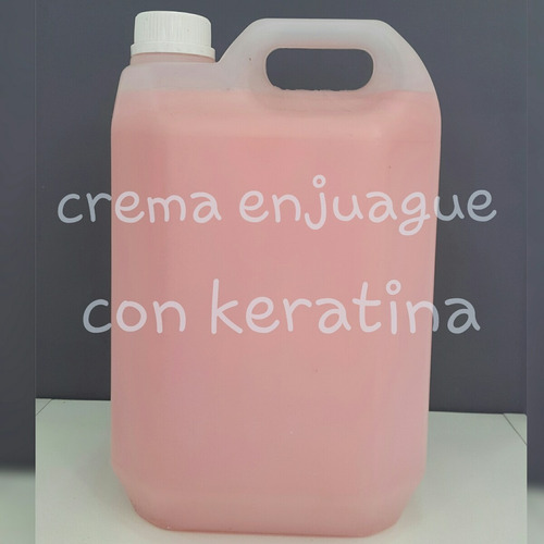Crema enjuague con keratina x5ltr 240 ffcfi precio d - Bano de keratina precio ...