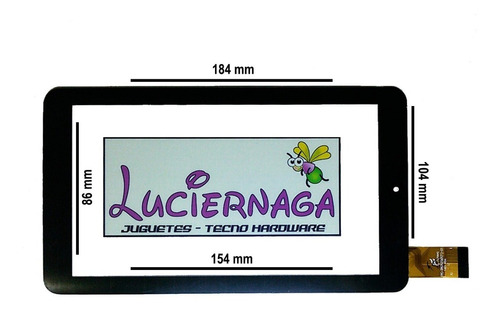 Tactil Touch Tablet Hdc T700b  7 Pulg