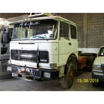 Camion Fiat 150 Tractor Con Plato....oportunidad ..ya Ya!!!