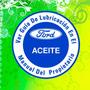 Calcomania Ford Falcon Tapa De Aceite