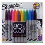 Marcador Sharpie Permanente Glam Set X 16 Colores Diferentes