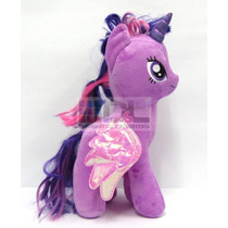 Peluche My Little Pony Twilight Sparkle Grande 28cm Original