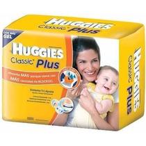 Pañales Huggies Classic Plus Grandes X 52