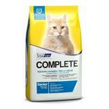 Alimento Vitalcan Complete Gato Senior 1.5kg