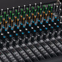 Mackie 1604 Vlz4 Consola Mixer 16 Canales Con Preamp Onyx