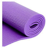 Colchoneta Mat Yoga Pilates Fitness Gym Importador 6mm