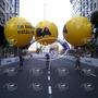 Esferas Y Dirigibles Publicitarios Para Inflar Con Gas Helio