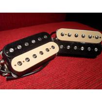 Microfonos Humbcuker Gibson 61 Dimarzio Seymour Les Paul Sg
