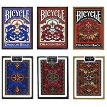 Cartas Bicycle Para Magia O Poker Dragon! Oferton!