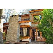 Hermosa!!! Casa Estilo Cabaña. Tengo Promos Todo El Año!!!