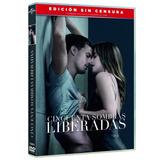 Pelicula 50 Sombras Liberadas Dvd  Original Nuevo En Stock