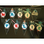 Cotillon Banderines Personalizados Star Wars Lego Darth Kylo