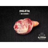 Paleta De Cerdo Fresca X Kg