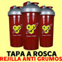 Vaso Mezclador Bsn 500 Ml. - Shaker - A Rosca - Demusculos