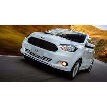 Ford Ka Kinetic Design 5p Okm 100% Financiado!!! (lb)