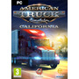 American Truck Simulator Juego Pc Steam Original