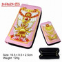 Billetera Grande Sakura Card Captor Cartas Consultar Stock