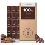 Cacao 100% Sin Azucar - Chocolate Saludable - Dr Cacao