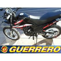 Nueva Guerrero Gxl 150 Oferta Lanzamiento Villa Urquiza