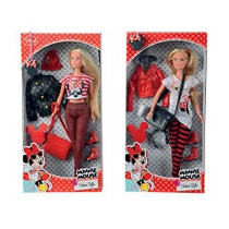 Minnie Mouse Urban Style Muñecas Disney Original Tv