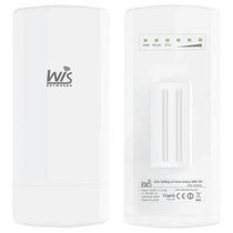 Antena Wifi Exterior Wisnetwork Q5300l 5km 5ghz 300mbps Poe