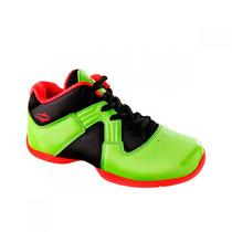 Zapatilla Topper Jamball Ii Kids Verde (constultar Stock)